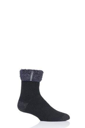 Mens 1 Pair Heat Holders Olwen Sleep Socks