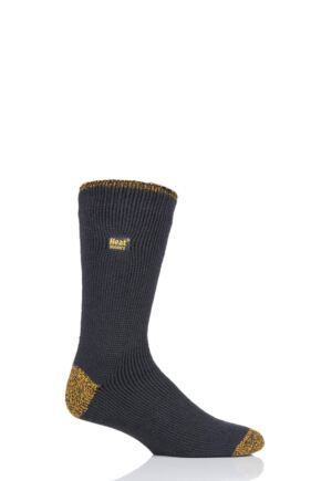 Mens 1 Pair Heat Holders Workforce Socks