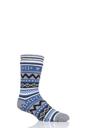 Mens 1 Pair Heat Holders Soul Warming Socks