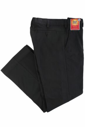 Mens 1 Pair Heat Holders 0.53 TOG Thermal Trousers