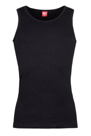 Mens 1 Pack SOCKSHOP Heat Holders 0.45 TOG Sleeveless Vest