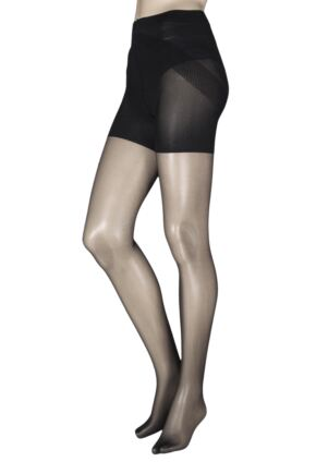 Ladies 1 Pair Charnos Killer Figure Bum/Tum/Thigh Control Tight
