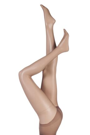 Ladies 1 Pair Charnos 7 Denier Simply Bare Tights