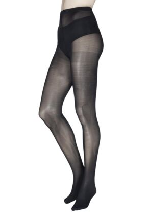 Ladies 1 Pair Charnos Re, Cycled 40 Denier Opaque Tights