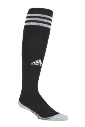 Adidas 1 Pair AdiSock Football and Rugby Socks Black Kids