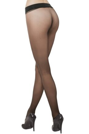 Ladies 1 Pair Trasparenze Claudia Fully Seamless Tights