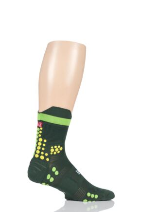 Compressport 1 Pair High Cut V3.0 Trail Socks