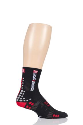 Compressport 1 Pair High Cut V3.0 Racing Bike Socks