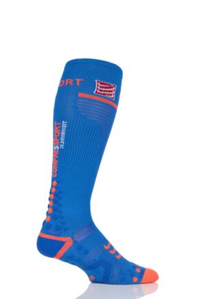 Compressport 1 Pair Full Length V2.1 Compression Socks
