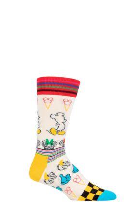 Happy Socks 1 Pair Disney Sunny Sketch Socks