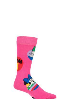 Happy Socks 1 Pair Disney Daisy & Minnie Dot Socks