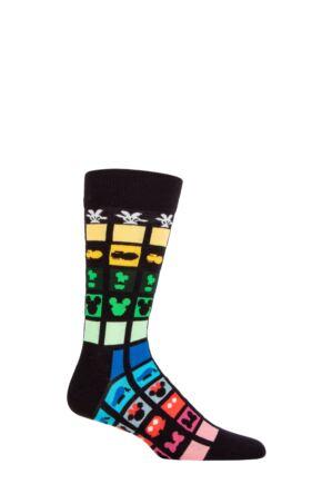 Happy Socks 1 Pair Disney Keep It Together Socks