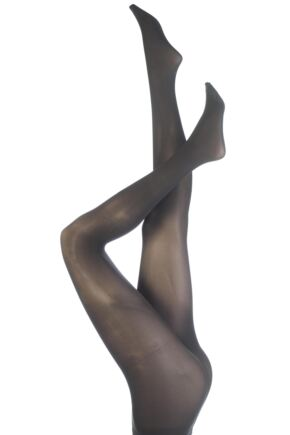Ladies 1 Pair Trasparenze Linda Microfibre 40 Denier Tights 50% OFF