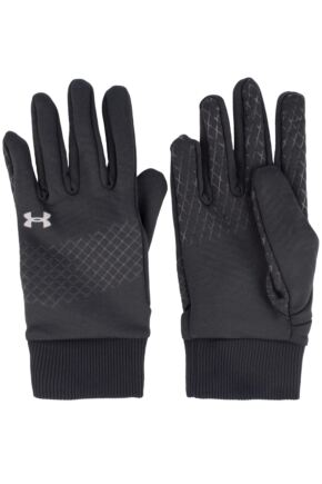 Ladies 1 Pair Under Armour Cold Gear Infrared Core Glove with Tech Touch 75% OFF