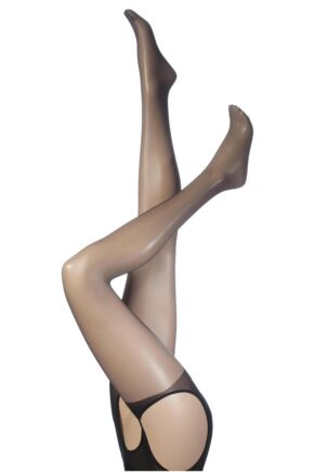 Ladies 1 Pair Trasparenze Scandal Strip Panty Tights