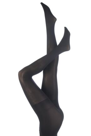Ladies 1 Pair Aristoc 60 Denier Opaque Bum, Tum and Thigh Toner Tights
