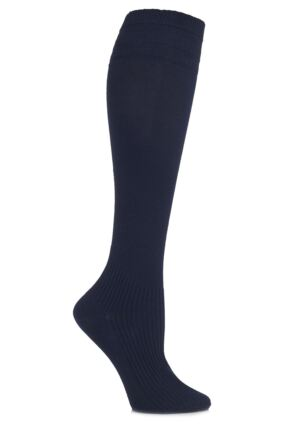 Ladies 1 Pair HJ Hall Energisox Compression Socks with Softop