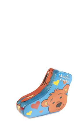 Boys 1 Pair Magic Socks 25% OFF Bear