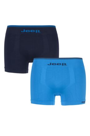 JeepFitted Seamless Trunks