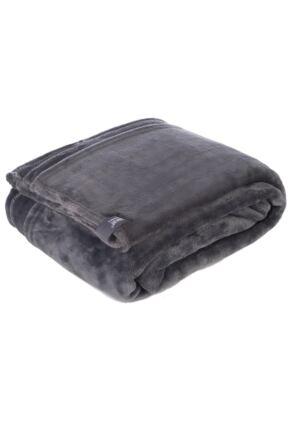 SockShop Heat Holders Snuggle Up Thermal Blanket In Antique Silver Antique Silver