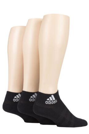 Adidas 3 Pair Cushioned Ankle Socks
