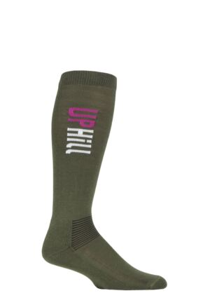 UpHillSport 1 Pair Organic Cotton Equestrian Socks