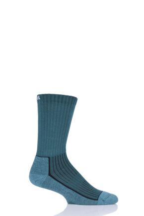 UpHill Sport 1 Pair Made in Finland Hiking Socks Green 8.5-11 Unisex