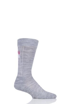 "Mens and Ladies 1 Pair UpHill Sport ""Tuntsa"" Snow Sports M4 Socks"
