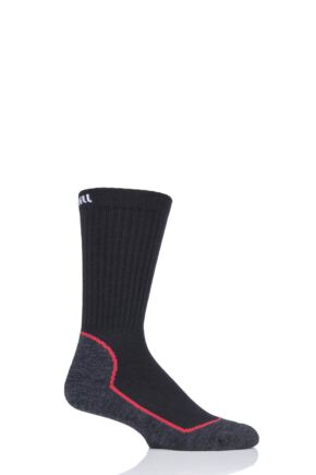 "Mens and Ladies 1 Pair UpHill Sport ""Suomu"" Mountain 4 Layer H5 Socks Grey 3-5 Unisex"