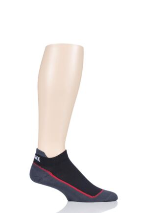 "Mens and Ladies 1 Pair UpHill Sport ""Bermuda"" Golf Low 3 Layer L2 Socks"