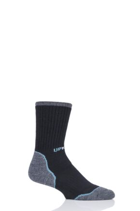"Mens and Ladies 1 Pair UpHill Sport ""Salla"" XC Skiing M4 Socks"