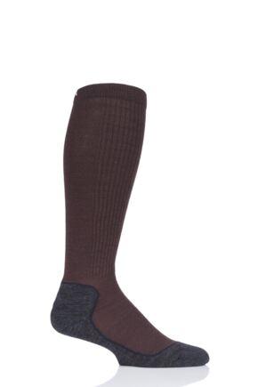 "Mens and Ladies 1 Pair UpHillSport  ""Aarea"" Hunting 4 Layer H4 Socks"