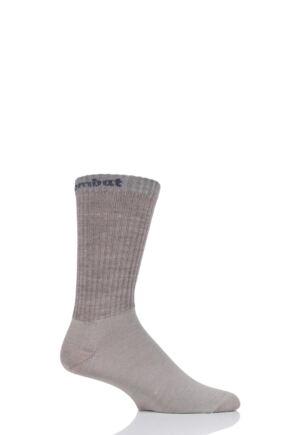 "Mens and Ladies 1 Pair UpHill Sport ""Combat"" Tactical 3-Layer L4 Socks"