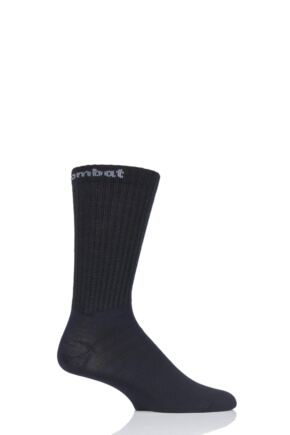 "Mens and Ladies 1 Pair UpHill Sport ""Combat"" Tactical 3-Layer L4 Socks"