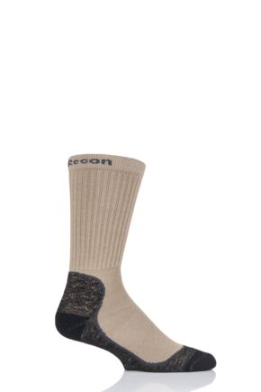 "Mens and Ladies 1 Pair UpHill Sport ""Recon"" Tactical 4-Layer M5 Socks"