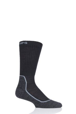 "Mens and Ladies 1 Pair UpHill Sport  ""OPS""  Tactical 4-Layer M5 Socks"