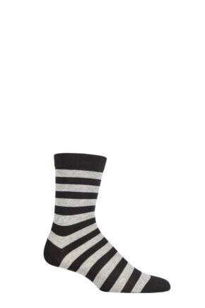 UphillSport 1 Pair Sanki Upcycled Cotton Socks