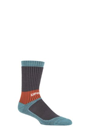 UpHillSport 1 Pair Vaaru 4 Layer Merino Wool Trekking Socks