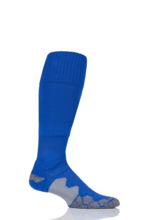 Mens 1 Pair SOCKSHOP of London Made in the UK Cushioned Foot Technical Football Socks