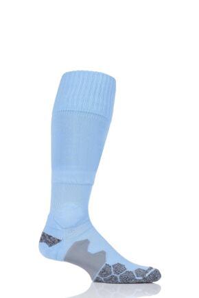 Mens 1 Pair SockShop of London Made in the UK Cushioned Foot Technical Football Socks