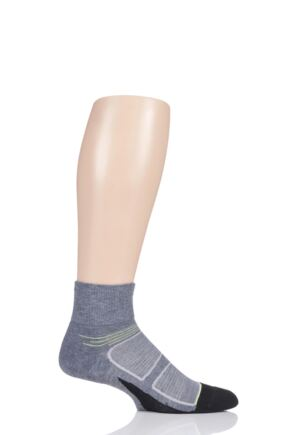 Feetures 1 Pair Elite Max Cushion Quarter Socks