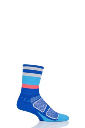Feetures 1 Pair Elite Light Cushion Crew Socks