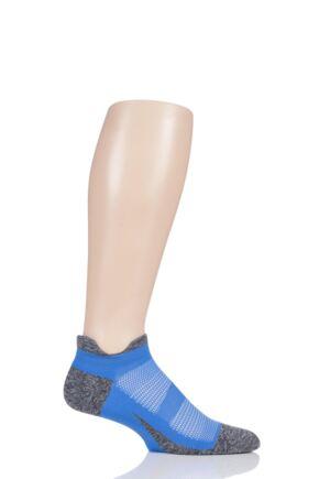 Feetures 1 Pair Elite Light Cushion Trainer Socks