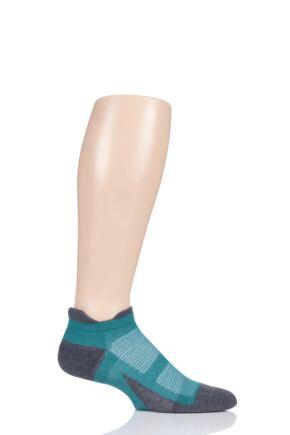 Feetures 1 Pair Elite Max Cushion Trainer Socks