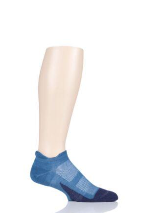 Mens and Ladies 1 Pair Feetures Merino 10 Cushioned Running Socks