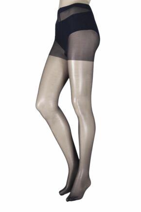 Ladies 1 Pair Pretty Legs for SockShop 10 Denier Classic Nylon Tights
