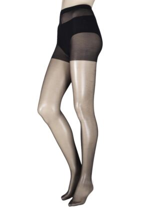 Ladies 1 Pair Pretty Legs for SockShop 10 Denier Classic Nylon Tights