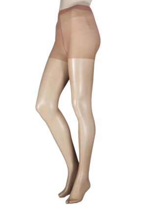 Pretty Polly Everyday Tights 15 Denier  Natural Small//Medium Bargain Prices
