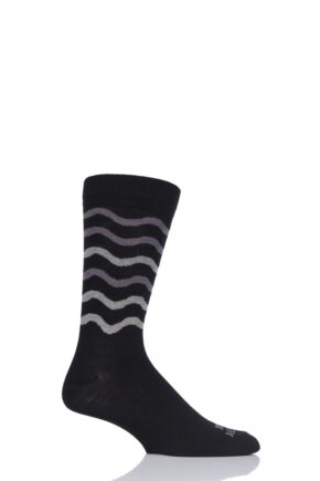 Mens and Ladies 1 Pair Healthy Seas Organic Cotton Socks
