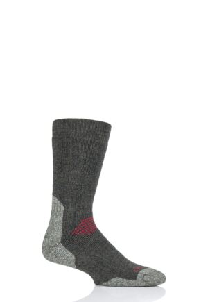 Mens and Ladies 1 Pair HJ Hall ProTrek Cushioned Mountain Socks